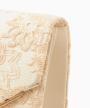 フラワーモチーフレース刺繍