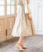 スカート:タック&ギャザースカート